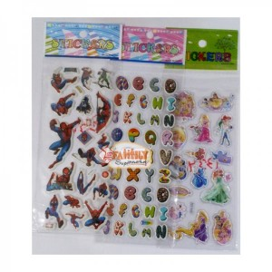 Kids Mix Sticker