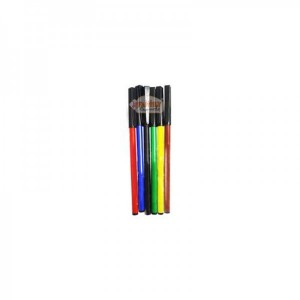 TEMPO COLORING MARKERS  6 PCS