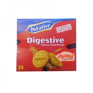 Inovative Digestive Delicious Wheat Biscuits 24 Ticky Pack