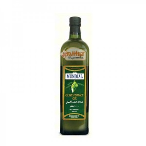 Mundial Olive Oil Pomace Bottle 1 Liter