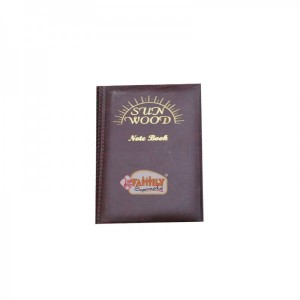 Sun Note Book Medium
