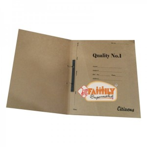 Citizens Quality No 1 File