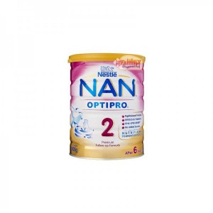 NAN 2 MILK POWDER 900 gm