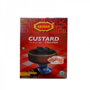 Kausar Chocolate Custard 120 gm