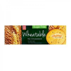 LU Wheatable No Cholesterol Sugar Free Family Pack