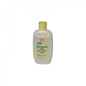 Johnsons Baby top-to-toe Wash 100 ml