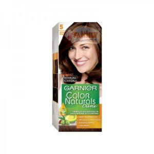 GARNIER COLOR NATURAL CREME 5 LIGHT BROWN