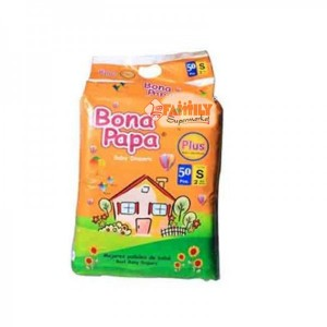 BONA PAPA SMALL 50 PCS