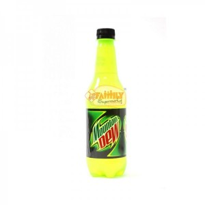 Mountain Dew 500 ml