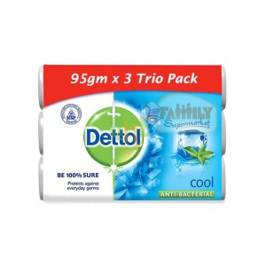 Dettol Soap Cool Family Pack