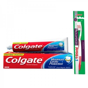 Buy Colgate GRF 200 + Shield Sensation Tooth Brush Discounted Prices