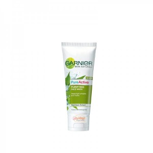 Garnier SkinActive Pure Active Purifying Face Wash 50 ml