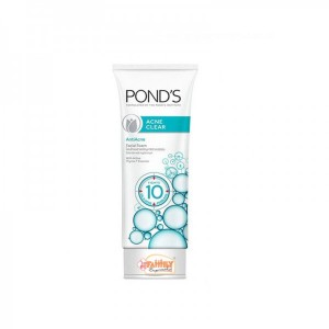 Ponds Acne Clear facewash 100gm