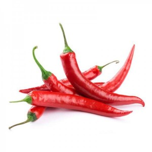 Thai red chili