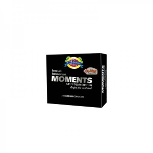 Moments Silver Delay 3pcs Pack