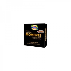 Moments Golden Delay 3pcs Pack