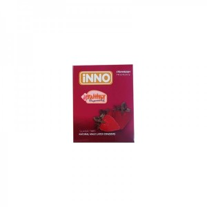 Inno Super Thin Strawberry 3pcs Pack