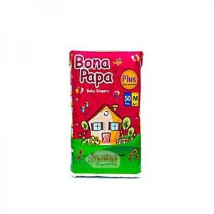 Bona Papa Diapers Medium 50pcs