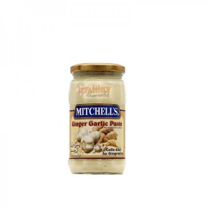 Mitchell Ginger Garlic Paste