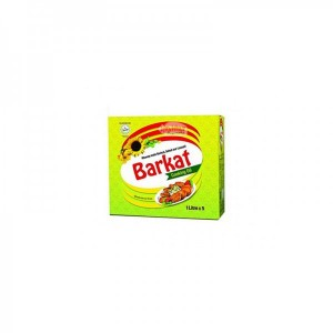 Barkat Cooking Oil 1x5 Pouch