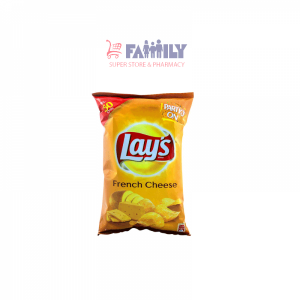 BUY LAYS FRENCH CHEESE 78GM