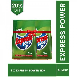Express Power  1000gm pack of 2