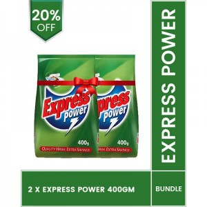 Express power 400gm pack of 2